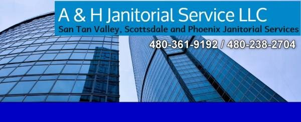 Janitorial Companies in Mesa